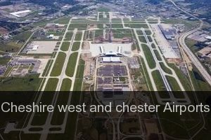 Cheshire west and chester Airports