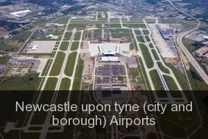 Newcastle upon tyne (city and borough) Airports