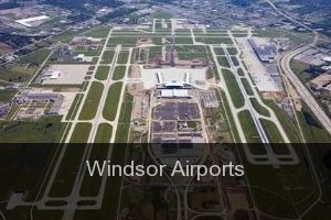 Windsor Airports