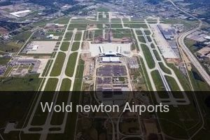 Wold newton Airports